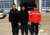 潍坊:一天内两位老人走失 关键时刻他们站了出来
