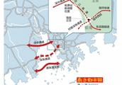 沿江高速前海湾段下沉方案确定