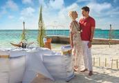 最佳婚礼目的地推荐:在马尔代夫定制浪漫海岛婚礼