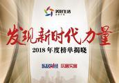 快讯|2018中国十大地产年度品牌发布活动揭晓