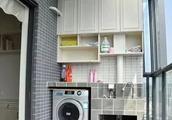 洗衣机到底房卫生间还是阳台,看完我说的就不在纠结了!