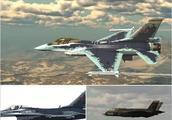 不只模拟歼-20!美战机更换涂装冒充苏-57