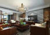 11万装修出240.64平米四居室中式风格,看过的人都点赞!-紫薇永和坊装修