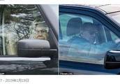 英女王夫妇再次独自驾车不系安全带 前一日刚发生车祸