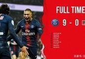 巴黎vs甘冈首发有哪些人实力对比 巴黎9:0甘冈打爆对手
