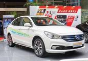 国产新能源好车!传祺GA3S,外观大气大气优雅,个性化十足