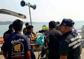 游泳时突遇海浪袭击 一名中国游客在泰国身亡