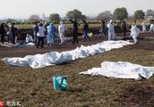 非法偷油酿下大祸 墨西哥输油管爆炸致死人数升至79人