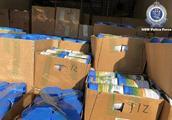 华裔一家四口涉嫌在澳洲参与盗奶粉团伙被捕 涉案金额高达486万元