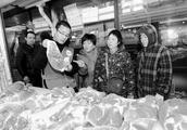 农委进社区宣传食品安全