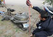 中山一混凝土搅拌车撞死人逃逸,司机被抓后竟说不知道发生车祸