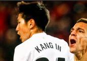 17岁韩国小将补时造两球,助瓦伦西亚晋级半决赛