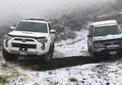 超罕见!美唯一群岛州遭异常低气压侵袭,夏威夷下雪了!