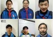 杭州初中收集600张学生笑脸:年级越高 越笑不出来