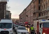 俄罗斯圣彼得堡建筑坍塌事故未造成人员死亡