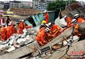 应对民房倒塌事件 福州展开建筑工程安全隐患排查