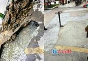 厦门禹洲新村水管一年爆十几次,水费几十公摊上百,咋搞的?