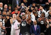2018-19赛季NBA全明星赛落幕,杜兰特获得MVP