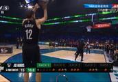 NBA2019全明星三分大赛比赛回看 哈里斯逆袭库里夺冠