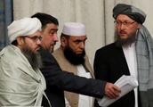 美国与阿富汗塔利班对话取消