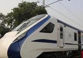 印度首辆准高铁刚运行就抛锚 次日又晚点超1小时