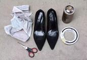 实用丨旧鞋别扔!用这个方法,1分钱不用花,变成今年最新款!