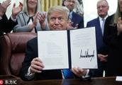 """""""太空军""""不再是梦 特朗普签署总统令:美国力量将无可比拟"""