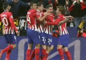 欧冠:希门尼斯戈丁联袂建功,马竞5分钟两球2-0尤文
