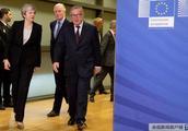 英国首相再次访问欧盟总部 脱欧谈判未获突破