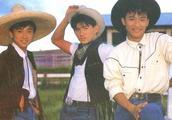 小虎队90年代经典旧照曝光 模样干净俊秀引青春回忆杀