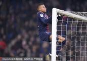 法甲-巴黎5-1大胜蒙彼利埃 15分领跑