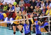 朱婷10分瓦基弗银行3-0斯图加特 欧冠5连胜锁定小组头名