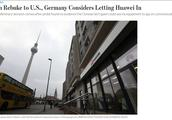 不顾美国斥责 德国考虑让华为进入