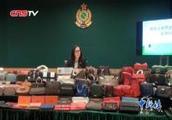 香港海关瓦解旺角冒牌货集团拘6人 假货专卖外籍游客