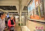 百余件艺术藏品海口展出 不乏名家精品
