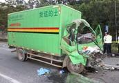 货车凌晨猛撞前车,司机当场死亡!公司老板最终也被刑拘……