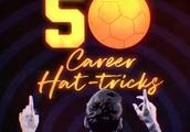 逆境中Carry全场,梅西完成职业生涯第50个帽子戏法