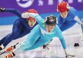 中国杯短道速滑精英联赛总决赛次日争夺 新星展现实力