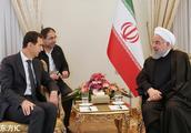 叙利?#20146;?#32479;阿萨德突访伊朗 会晤总统鲁哈尼