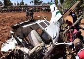 惨烈!肯尼亚直升机失事坠毁,机上人员无人生还!