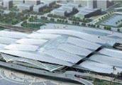 世界上最大的火车站将在中国建成,相当于30个天安门广场