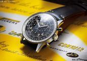 百年灵推出航空计时系列Ref.806 1959复刻腕表