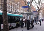 法国工会呼吁巴黎公交系统罢工 反对开放市场竞争