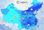 寒潮来袭全国乱穿衣预警地图出炉 看看你家降温有多猛?