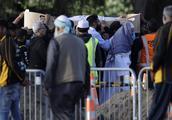 新西兰枪击案首个葬礼:逃离了叙利亚却没躲过枪击的父子