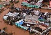 国家紧急状态!强热带气旋席卷莫桑比克,整个国家被泡在了水里