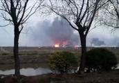 江苏盐城响水县化工园区爆炸事故已造成6死30伤