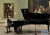 郎朗受邀为庆祝西班牙普拉多博物馆建馆200周年演出