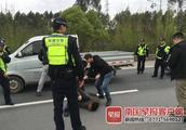云南命案嫌疑人逃至广西被抓,因矛盾纠纷将妻子杀害