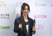 """""""笔笔""""来了!东方风云榜最佳女歌手!周笔畅透露新专辑的信息"""